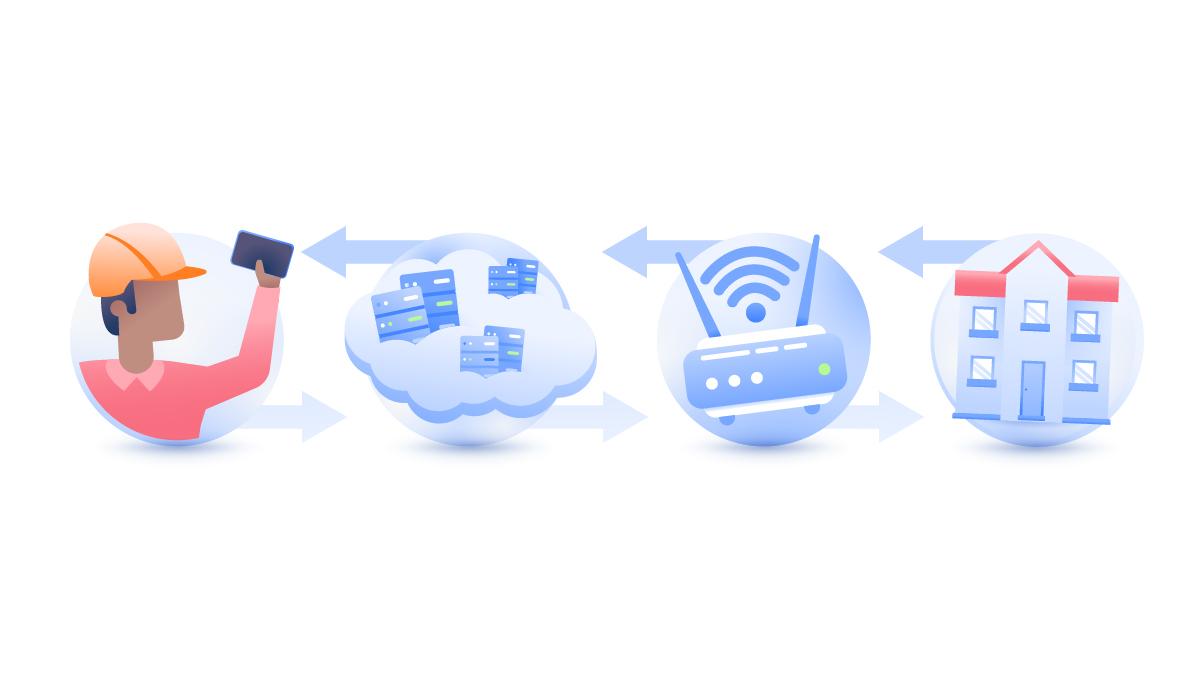 IoT-enheter
