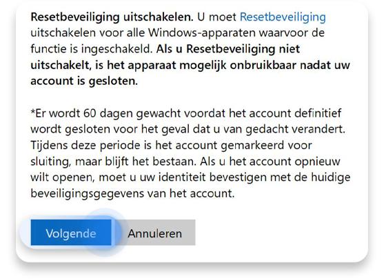 Skype verwijderen Windows 10 stap 4