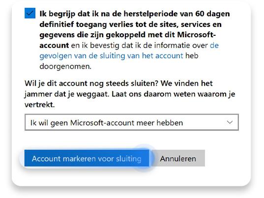 Skype verwijderen Windows 10 stap 5
