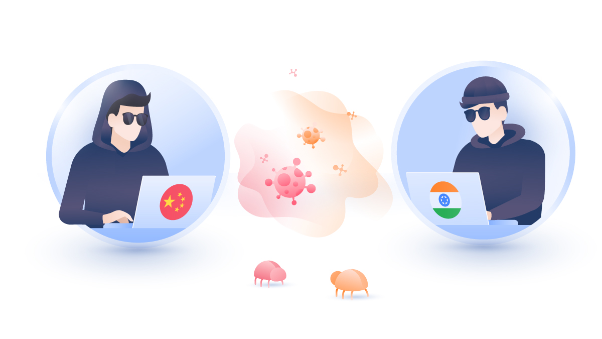 China vs. India: the start of a cyber war?