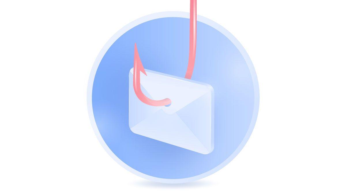 Hoe bescherm je jezelf tegen een phishing mail?