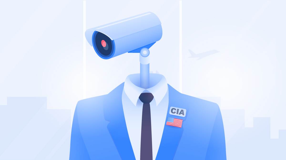 Is the CIA watching me?