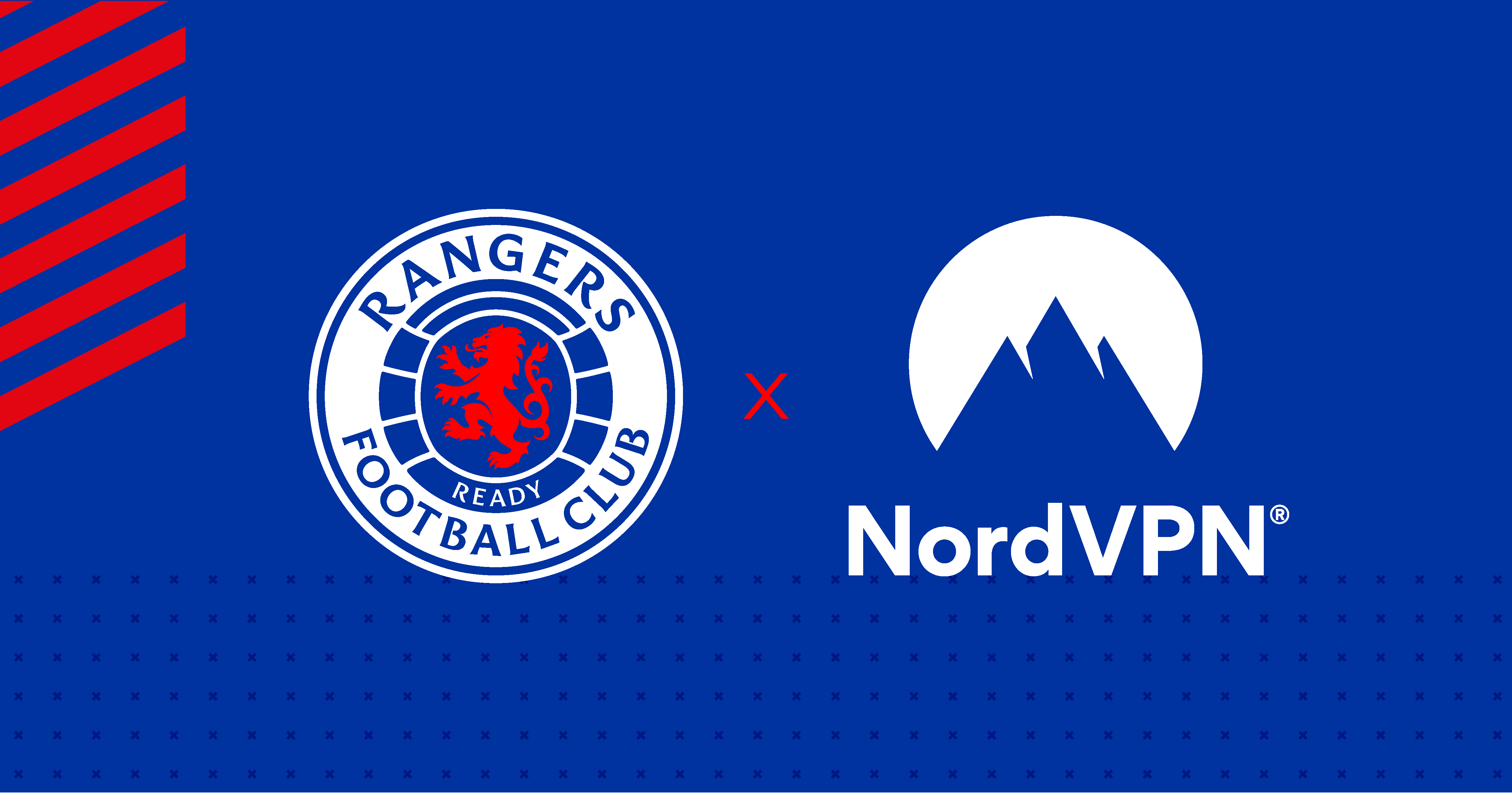NordVPN is the new partner of Rangers Football Club