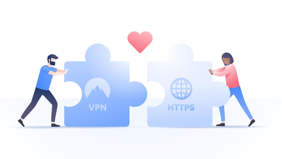 HTTPS vs. VPN: Why you need both