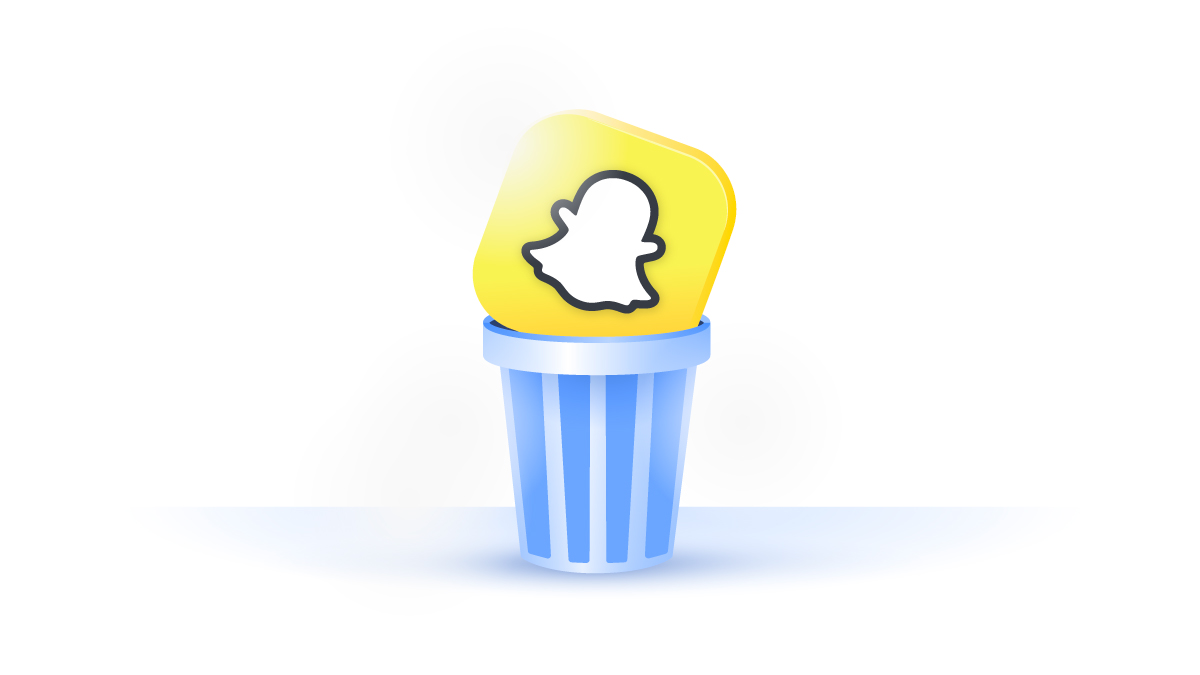 How to deactivate or delete your Snapchat account
