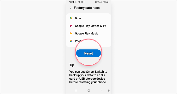 Restoring your Android phone how to tell if your phone is hacked