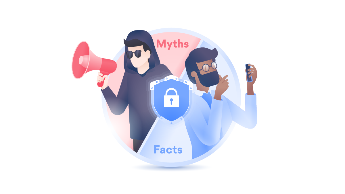 Busting 7 common cybersecurity myths